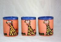 Tasse Motiv Giraffe